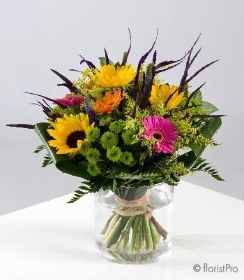6. Superior Hand tied Bouquet
